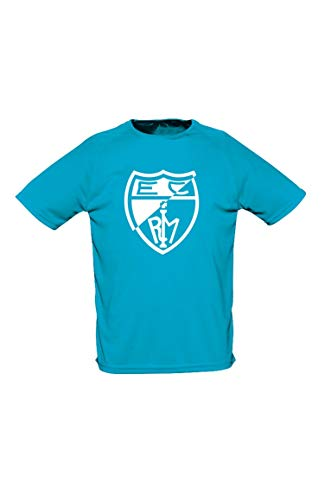 Movistar Estudiantes Camiseta Casual Escudo Azul 20-26, Unisex Adulto, XL
