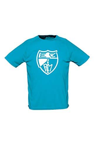 Movistar Estudiantes Camiseta Casual Escudo Azul 20-24, Unisex Adulto, L