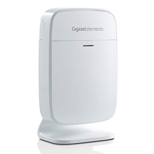 SET-ERGÄNZUNG Gigaset Bewegungsmelder für Innen – mit Infrarot Technik und kostenfreier App-Steuerung – Smart Home Bewegungssensor