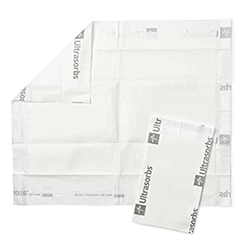 Medline - MSC303625 Extrasorbs Drypad Underpads Air Permeable 30 x 36 inches  Pack of 25