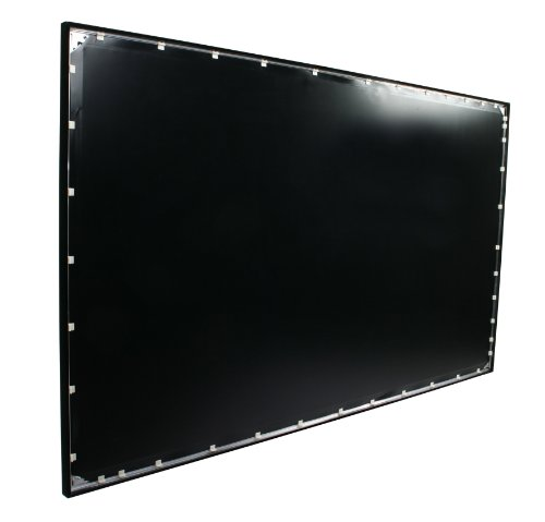 Elite Screens Rahmenleinwand 16:9 ezFrame 266 x 149 cm, 16:9 Format 120 Zoll, 5D CineGrey Tuch, R120DHD5