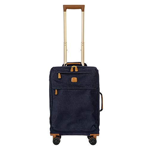 Life Soft-case Carry-on Trolley, One SizeBlue