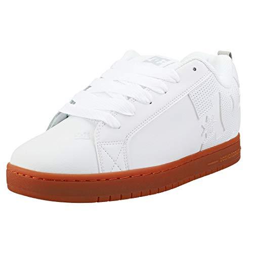 DC Shoes Court Graffik - Leather Shoes for Men - Schuhe - Männer