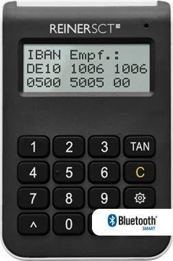 REINER ReinerSCT tanJack Express - Bluetooth TAN-Generator Sm@rt-TAN *NEU*