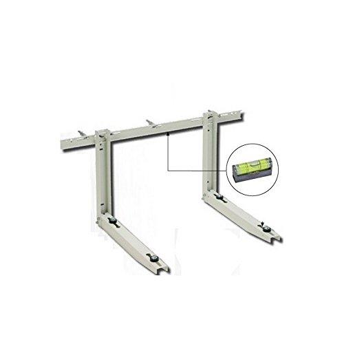Staffa unità esterna climatizzatore CLASSIC - bracci 50 cm - portata 150 Kg - in acciaio strutturale