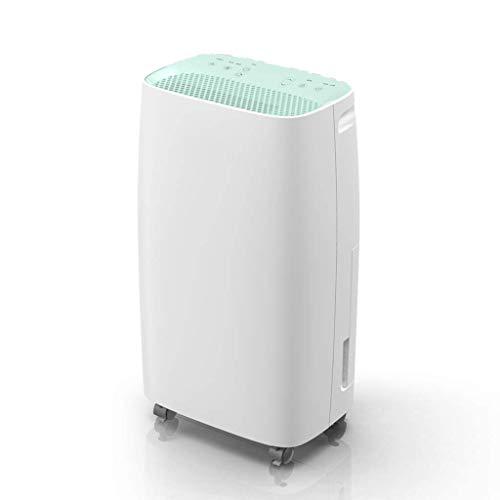 woyaochudan Mini deshumidificador de Aire portátil de Tenis 2.5L, 12L / D, Ultra silencioso 30-40DB, Puede secar la Ropa, purificador...
