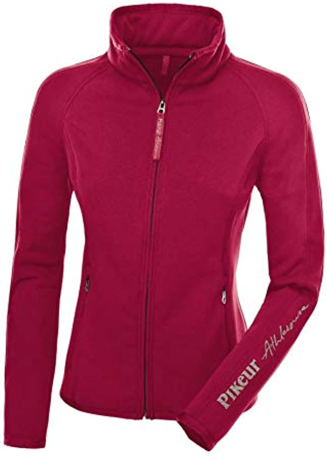 Pikeur Women's Polartec Functional Shirt Laila Colour Riding Clothing Persian Red Size 46
