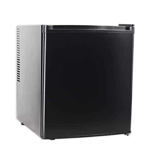 Ardes AR5I50P FRISKO 50 elektrischer Kühlschrank, 46 Liter, mit verstellbarem Thermostat, Peltierzelle, Ablage und Innenbeleuchtung, verstellbare Füße, Schwarz