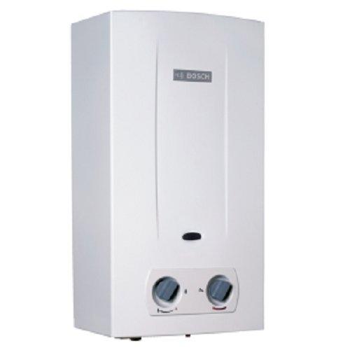 Bosch 7736504169 Scaldabagno a gas Metano Camera Aperta, Bianco