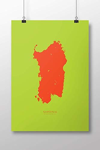 Sardinia Art Print