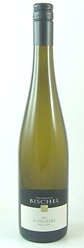 Scheurebe tr. 2018 Weingut Bischel, trockener Weisswein aus Rheinhessen
