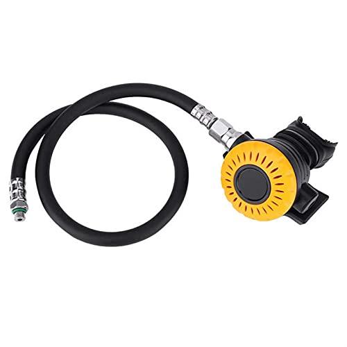 LJWWB Equipo de Buceo Buceo de oxígeno Buceo Tubo de presión Media Nivel Segundo Nivel Válvula de respiración Equipo de Snorkel Reductor de presión Seguridad y Comodidad