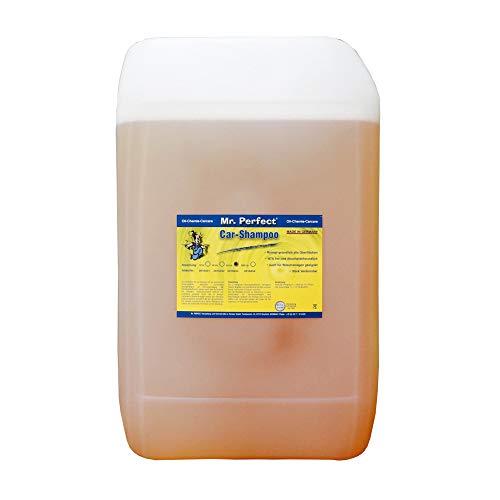 Mr. Perfect® Autoshampoo, 25L - Konzentrat für Fahrzeug-Reinigung mit Abperleffekt