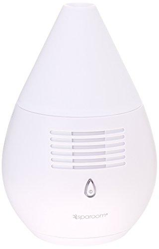 SpaRoom Scentifier Ultrasonic Fragrance Diffuser, White, 0.75 Pound