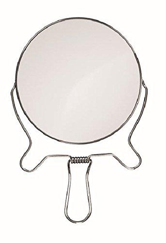 Miroir grossissant zoom x3 - Argenté