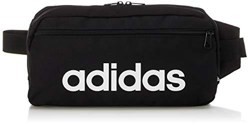 adidas Linear X-Body Bandolera, Adultos Unisex, Negro/Blanco (Multicolor), Talla Única
