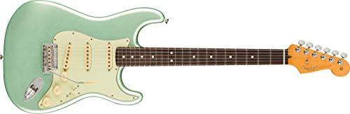 Fender エレキギター American Professional II Stratocaster®, Rosewood Fingerboard, Mystic Surf Green