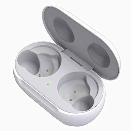 Estuche de Carga Inalámbrica Compatible con Samsung Galaxy Buds, Estuche Cargador Compatible con Galaxy Buds+ Plus (sin Auriculares)