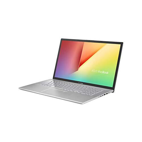 "ASUS VivoBook 17.3"" FHD NanoEdge Thin and Light Laptop, AMD Ryzen 3 3250U, 8GB DDR4, 256GB PCIe SSD, HDMI, Webcam, 802.11ac, Bluetooth, USB Type-C, MicroSD Card Reader, Windows 10, ABYS Mouse Pad"