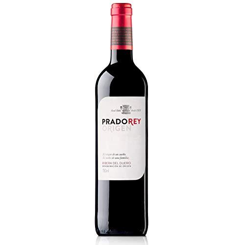 PRADOREY Roble - Rotwein - Spanischer Wein – Ribera del Duero -1 Flasche - 0,75 L