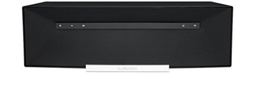 MEDION LIFE P69055 MD 83867 WLAN-Multiroom-Lausprecher (2 x 18 Watt, AUX, DLNA, WLAN 802.11b/g/n, Party Mode) schwarz