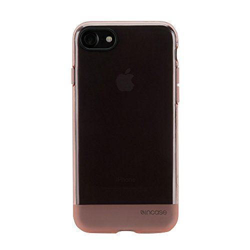 Incase - Cover protettiva per iPhone 7, colore: Rosa al quarzo