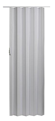 "LTL Home Products VS3280HL Via Accordion Folding Door, 24"" to36 x80, White"