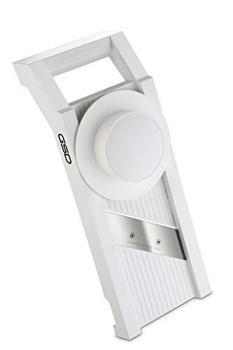 GSD - Rallador 5 en 1, Color Blanco