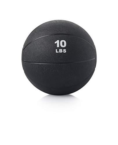 Proform PFMB1015 Medicine Ball, 10 lbs, Negro