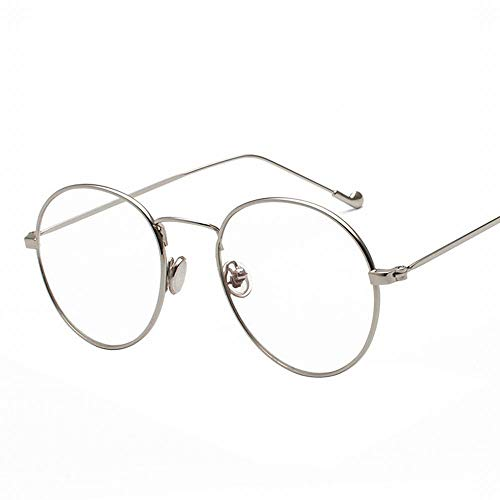 Onbekend YaXDS Optische glazen, persoonlijkheid, lichte anti-vermoeidheid, voor de ogen, anti-blauw glazen frame, met oogbescherming, platte spiegel, myopie bril, comfortabel