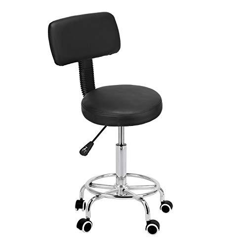 Voilamart Saddle Salon Swivel Massage Chair