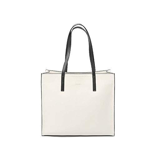 EEKUY dames met hoge capaciteit draagtas, 13-inch laptoptas schoudertas handtassen voor werk/beroep/universiteit 13,8 x 5,5 x 11,8 inch