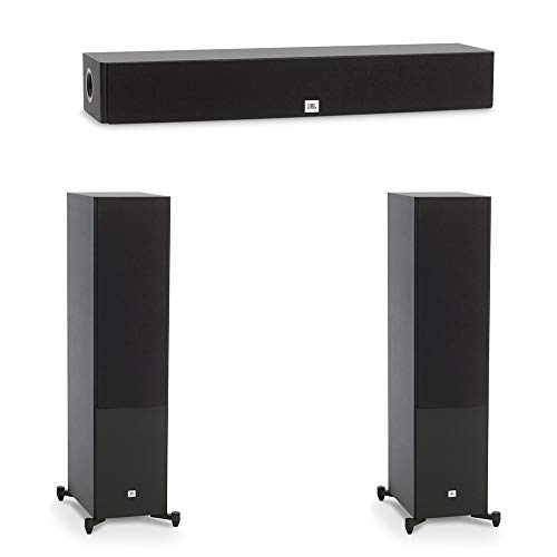Review JBL 3.0 System with 2 JBL Stage A190 Floorstanding Speakers, 1 JBL Stage A135C Center Speaker