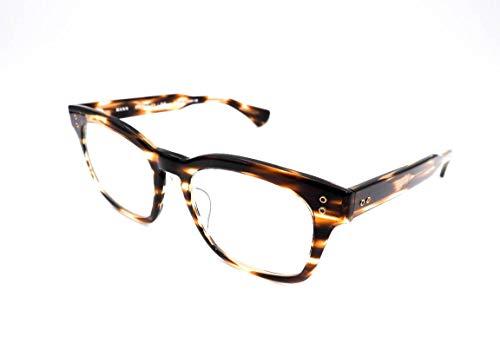 Dita Mann DTX102-51-02A - Marco para gafas (madera negra, 51 mm)