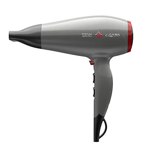 GAMA ITALY Secador de cabelloDiamond 3D Keratin