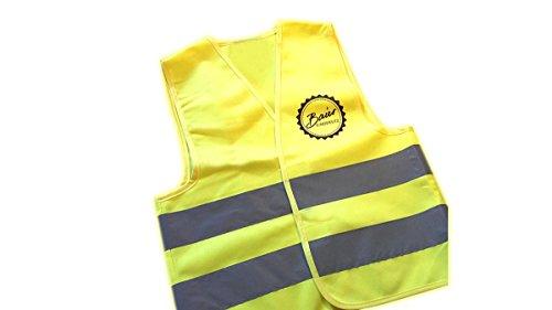 Baier Kindersitz 60550.49 Kinderwarnweste XS, gelb