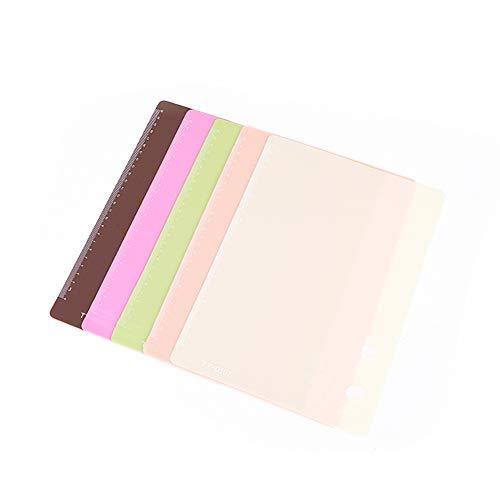 Staffelei-Block, leicht für einfache Anwendung, abgerundete Ecken, ideal für Lehrer, Studenten, Büroangestellte.