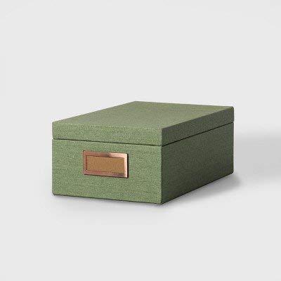Caja de Almacenamiento Mediana – Salvia Divertida – Hearth ...