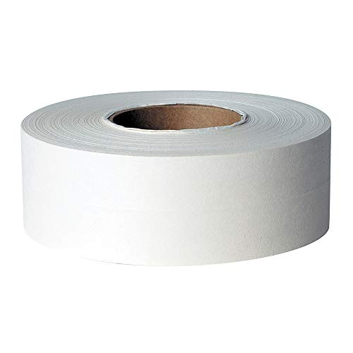 """IPG Paper Drywall Joint Tape, Seams Real Easy, 2.06"""" x 250 ft, (Single Roll),2052,White"""