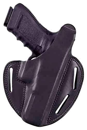 Bianchi 7 Shadow II Holster - Plain Black, Right Hand 18644