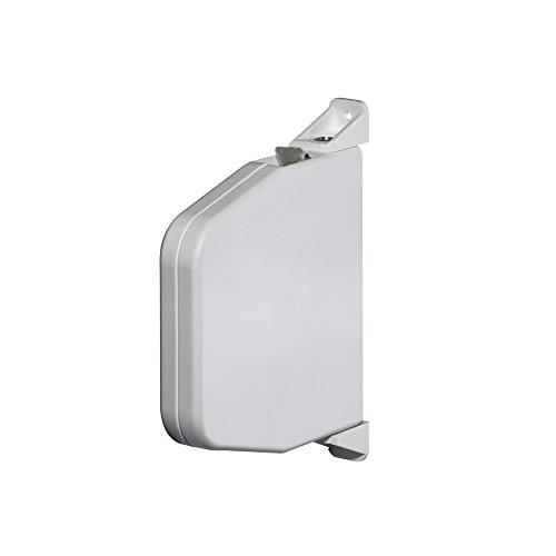 JAROLIFT Gurtwickler Aufputz, Standard, weiss/ohne Gurt (084601)