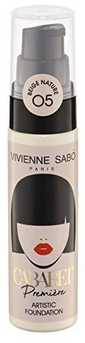 Vivienne Sabo - Cabaret Premiere - Fond de teint Artistic 25 ml, type : beige naturel.