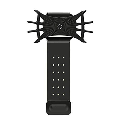 ZHAO YELONG Outdoor The Man Woman Écran Tactile Téléphone Pocket Sport Arm Bag Sac Carte Pocket Movement Fitness Running Arm Band (Couleur : Noir, Taille : S)