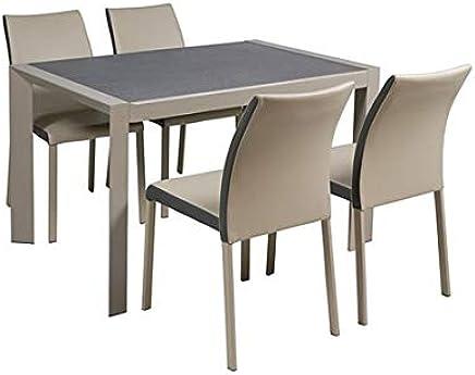 Amazon.es: Dabudae Home - Juegos de mesas y sillas / Mesas ...