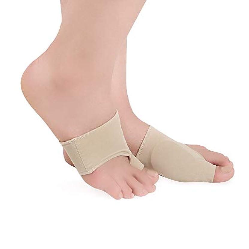 ボウリング赤外線冷える外反母趾の痛みを治療する、足の親指の関節、ハンマーのつま先、つま先のセパレータースペーサーストレートナースプリントエイド手術治療