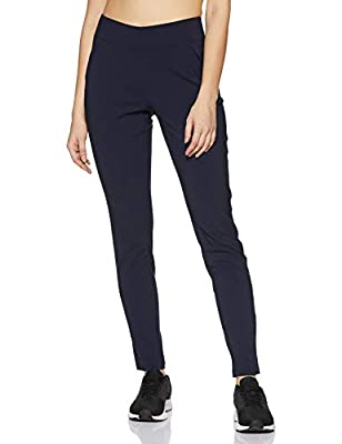 Columbia Women's Back Beauty II Slim Pant, Dark Nocturnal, Large Regular