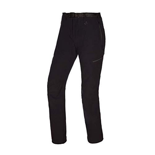 Trangoworld Pantalon Luna pour Femme, Noir, Taille M