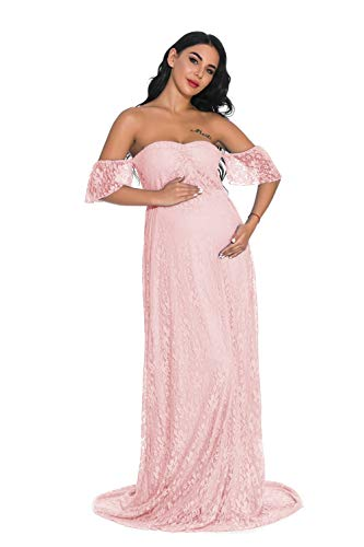 Wedding Dress for a Flat Chest Off the Shoulder