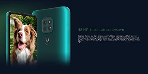 Motorola G9 (Sapphire Blue, 64 GB) (4 GB RAM)