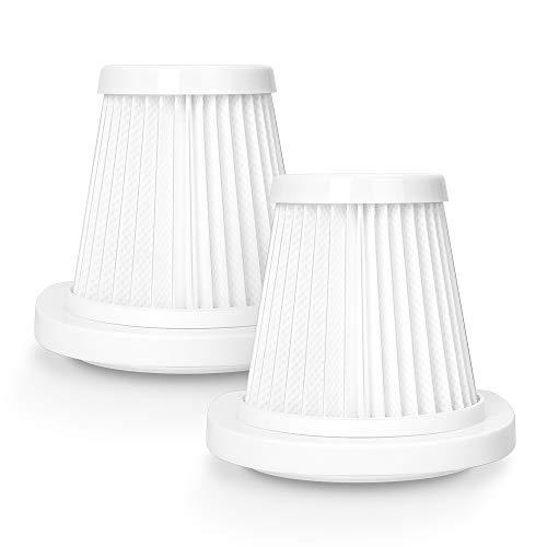 Buy Vacuum HEPA Filter fits for Muzili YH024 Wireless Vacuum(2 Packs)